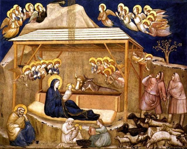 14 Giotto Nativity